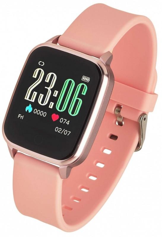 Smartwatch Ada Różowy (5903246285109)