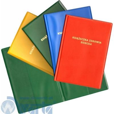 Okładka 145x212 Książeczka zdrowia dziecka mix (2883-999-037) .