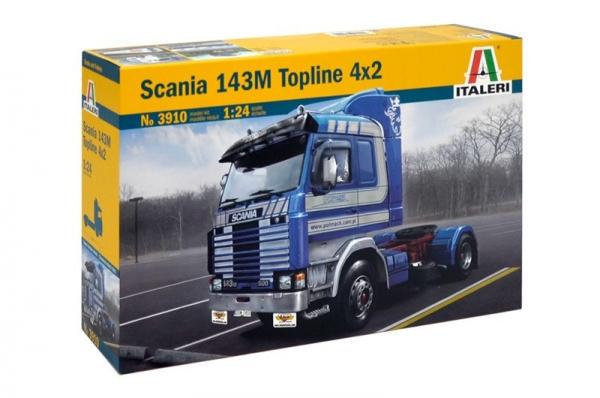 Model do sklejania Scania 143M Topline 4x2 (3910)