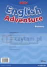 English Adventure NEW Starter Posters (GL St A)