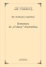 Komentarz do O duszy Arystotelesa Św. Tomasz z Akwinu