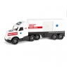 Magic Truck Action - Ambulans (36210)Wiek: 3+