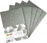 Arkusze piankowe Brokat Silver A4/5 (447485)