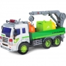 ANEK Auto śmieciarka światłodźwięk 1:16 (WY309S)