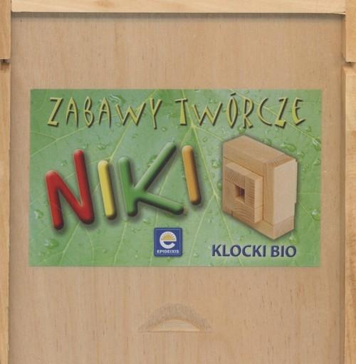 Klocki Bio: Zabawy twórcze NIKI