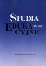 Studia edukacyjne 25/2013