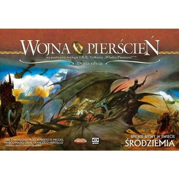 Gra Wojna o Pierścień II edycja