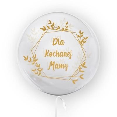 Tuban, balon 45 cm - Dla kochanej mamy (TU 3710)
