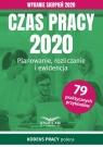Czas Pracy 2020 Planowanie,rozliczanie i ewidencja