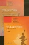 We Learn Polish Tom 1-2 + 2 CD