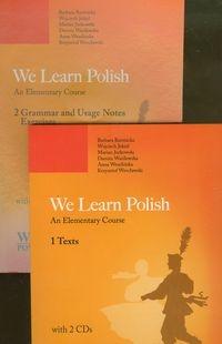We Learn Polish Tom 1-2 + 2 CD Bartnicka Barbara, Jekiel Wojciech, Jurkowski Marian