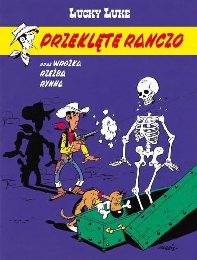 Lucky Luke Tom 56: Przeklęte ranczo Fauche Xavier, Leturgie Jean