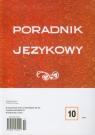 Poradnik językowy 10/2010