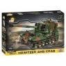 Cobi: Mała Armia. Howitzer AHS Crab - samobieżna armatohaubica (2611)