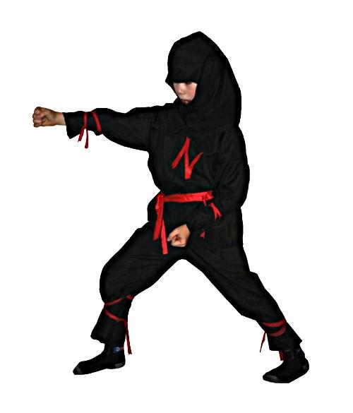 Strój Ninja