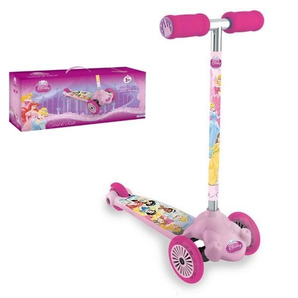Hulajnoga Twister&Roll Księżniczki