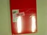 Papier samoprzylepny  A4  10ark  A4 czerwony op. 10 ark.