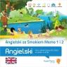 Angielski ze Smokiem Memo cz.1-2 Kurs słownictwa praca zbiorowa