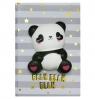 Notes A5/80K Squishy Panda pasy