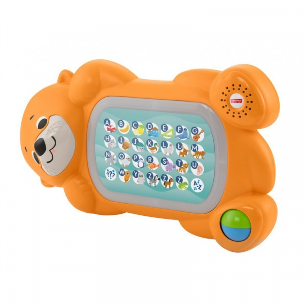 Linkimals - Interaktywna wydra ze światełkami i dźwiękami (GKC32)