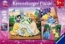 Puzzle Disney Księżniczki 3x49 (094110)
