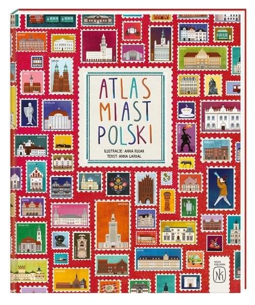 Atlas miast Polski Garbal Anna, Rudak Anna