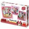 Puzzle Dino 3x55 Minnie (335110)