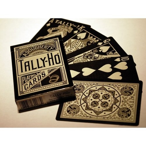 Bicycle tally ho Viper Deck Exclusive
