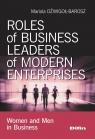Roles of business leaders of modern enterprises