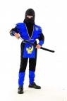 Strój Ninja czerwony (SD7110)