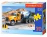 Puzzle Truck Mixer 70 elementów (007110)