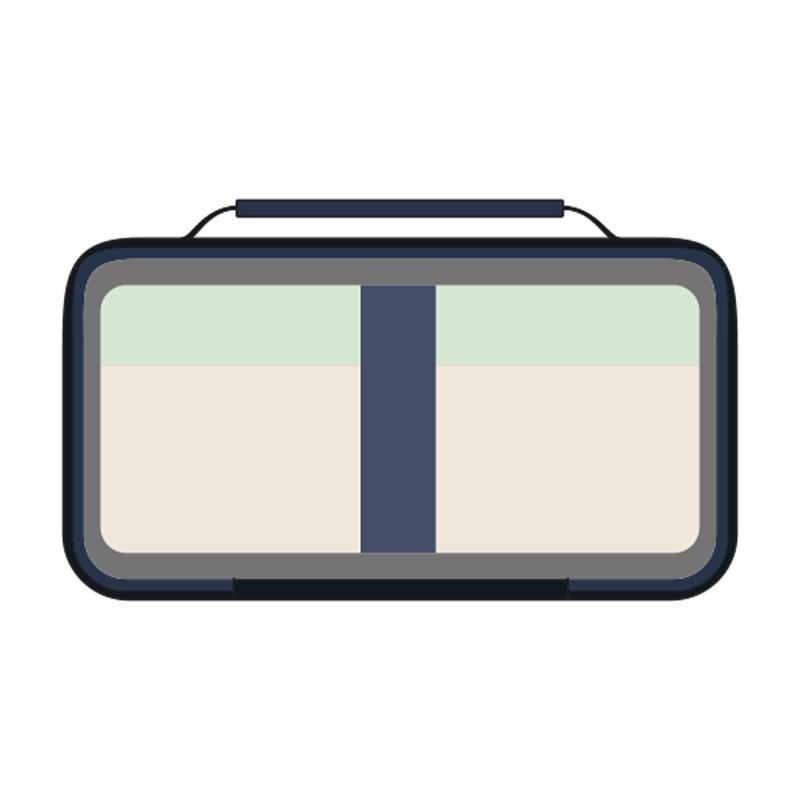 Torba termiczna z pojemnikiem na lunch MILAN TERRAZZO II ECO, beżowa (08805TZ2BG)