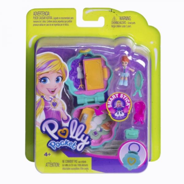 Polly Pocket: Projektantka Lila - zestaw kieszonkowy