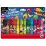 Pisaki zapachowe Kidea - 12 kolorów (DRF-078110)