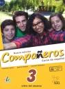 Companeros 3 podręcznik + licencia digital - nueva edicion Díez Ignacio Rodero, Sardinero Franco Carmen, Castro Viúdez Francisca