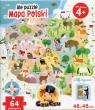 CzuCzu Ale Mapa Polski puzzle 64 el (0111)