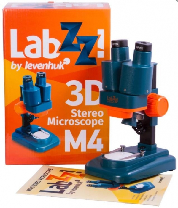Mikroskop stereo LabZZ M4 (70789)