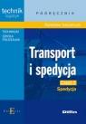 Transport i spedycja Część 2 Spedycja Podręcznik Technik logistyk. Kacperczyk Radosław