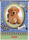 Kołonotatnik A7 Pretty Pets pies