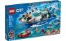 Lego City: Policyjna łódź patrolowa (60277) Wiek: 5+