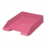 Szufladka na dokumenty Herlitz - Różowa (50015726)