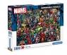 Clementoni, puzzle Impossible Puzzle! 1000: Marvel (39411)