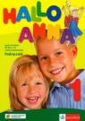 Hallo Anna 1 Podręcznik z płytą CD Szkoła podstawowa Swerlowa Olga