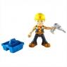 Bob Budowniczy Minifigurka z narzędziami Bob z wiertarką (DHB05)