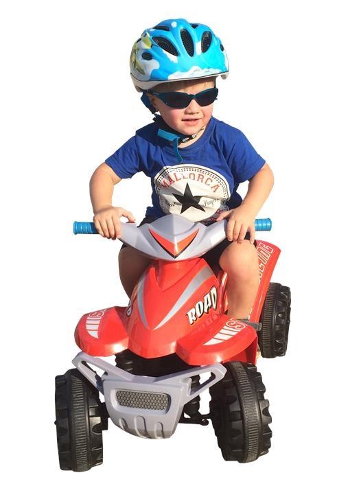 Rollplay ATV Mini Quad, 6V, czerwony - Dostępność 6/05