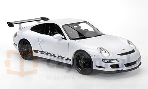 WELLY Porsche 911(997) GT3 RS (white) (18015W)