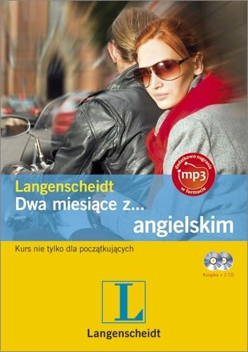 Dwa miesiące z... angielskim + 3 CD Aneta Głowska, Magdalena Donat, Kevin Aiston