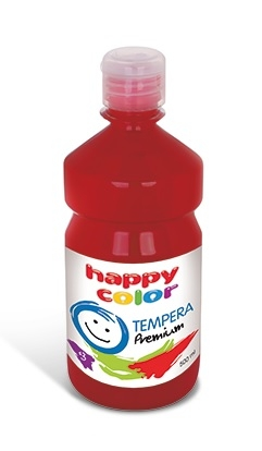 Farba tempera premium 500ml - bordo (3310 0500-29)
