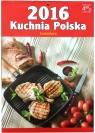 Kalendarz Ścienny A4 Kuchnia polska 2016