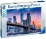 Ravensburger, Puzzle 2000: Panorama Nowego Jorku (160112)